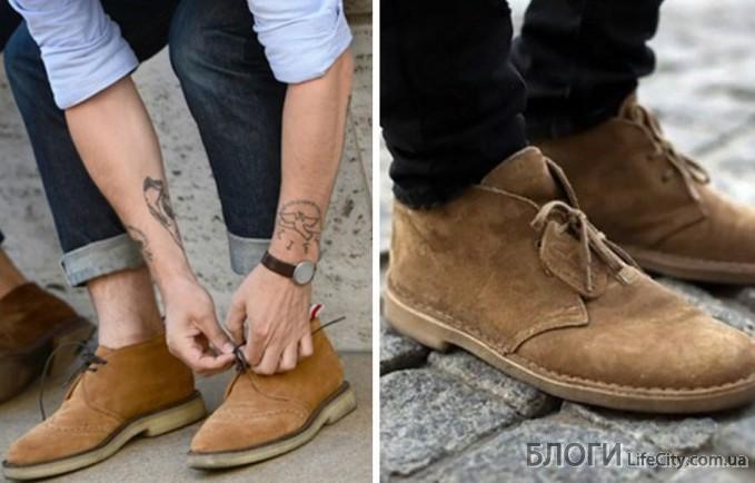 4abbcee3ccf Fashion → Долой блеклость! Или модные тенденции в мужской обуви осень-зима  2017-2018