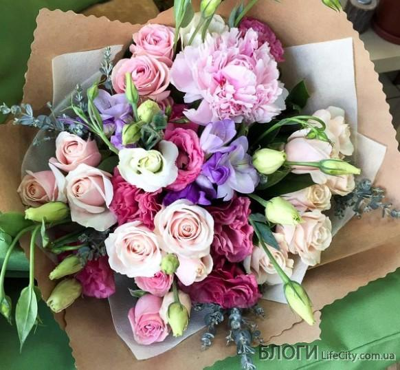 Выбрать букет по цвету — photo 15