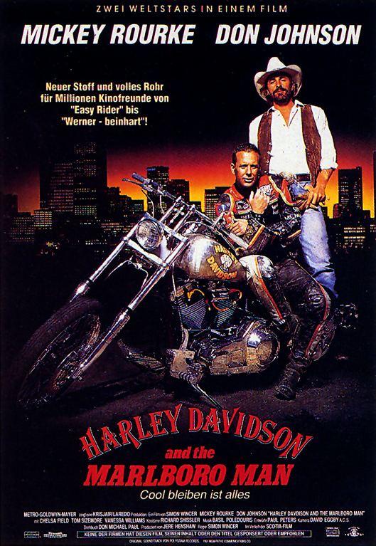 Харли дэвидсон и ковбой мальборо скачать торрент.
