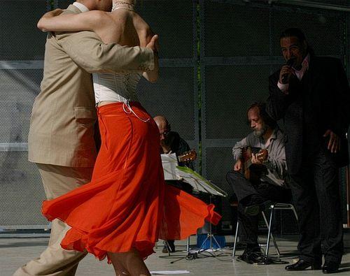 Аргентинское танго - это для