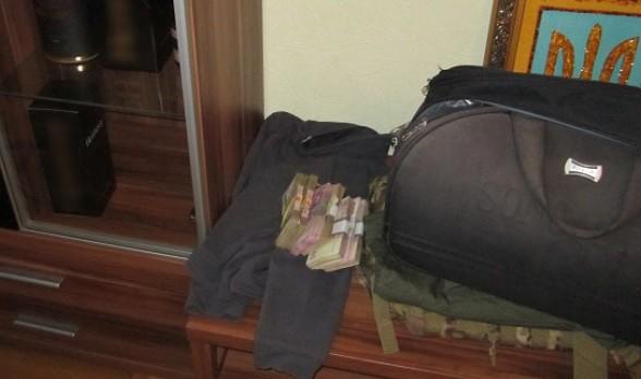 Вруководстве милиции Донецкой области словили вымогателей