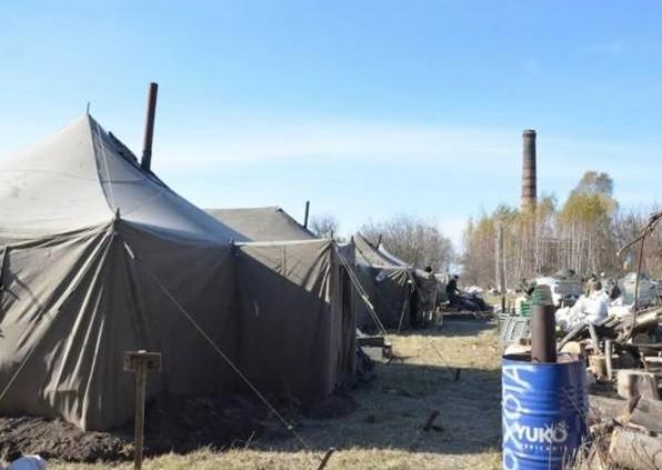 В зоне АТО на Донецком направлении в результате несчастного случая погибли трое военнослужащих