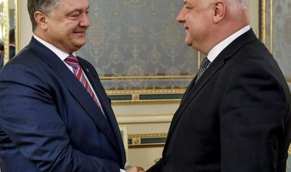 Порошенко предложил Европе восстановить Донбасс