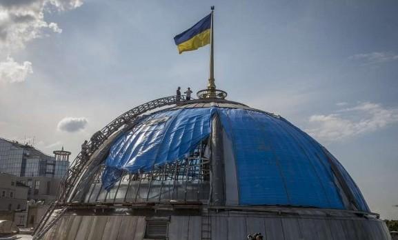 Купол Рады отреставрируют за7 млн грн