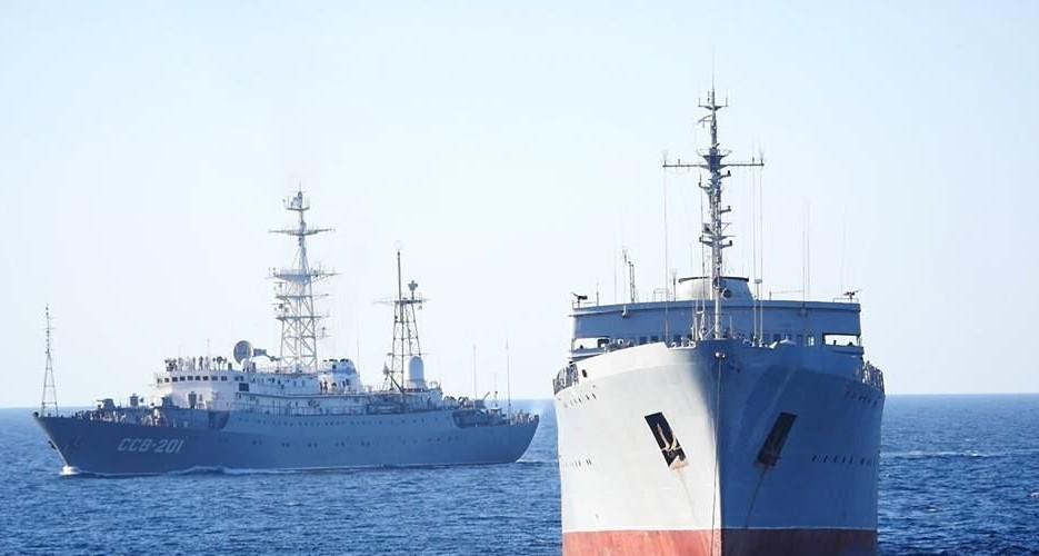 ВМС Украины усиливают позиции в Азовском море