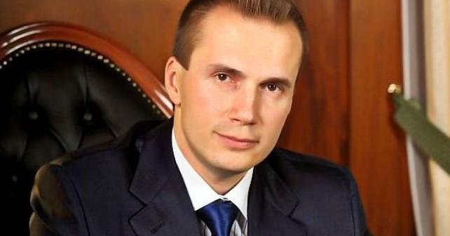 Сын Януковича приехал на Донбасс