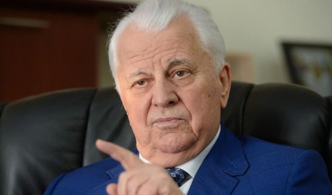 Кравчук рассказал, как прекратить войну на Донбассе