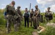 Зеленский впервые в роли президента посетил Донбасс
